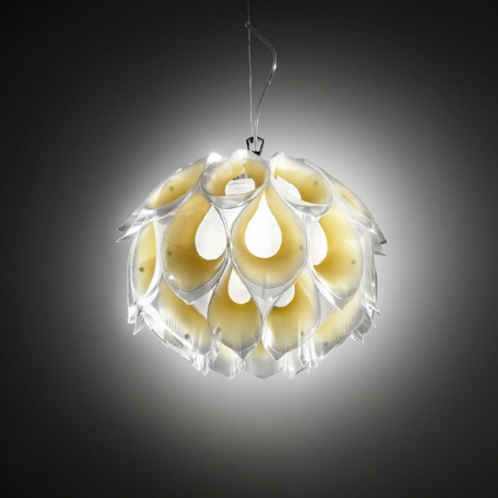 Suspension design FLORA de SLAMP