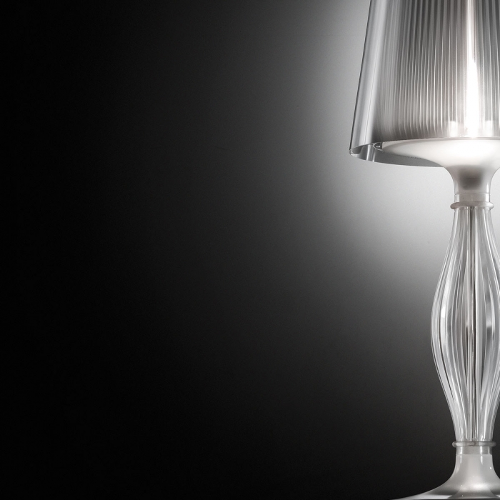 Lampe de table design LIZA de SLAMP