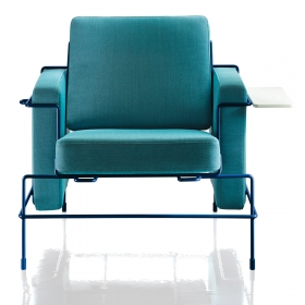 Fauteuil design TRAFFIC Armchair par Magis