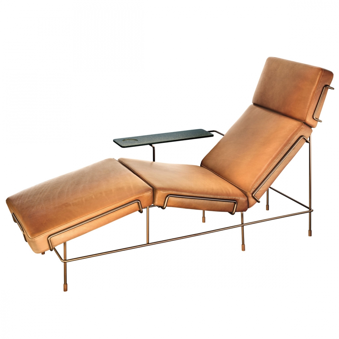 Chaise longue design traffic par magis - Chaise longue interieur ...