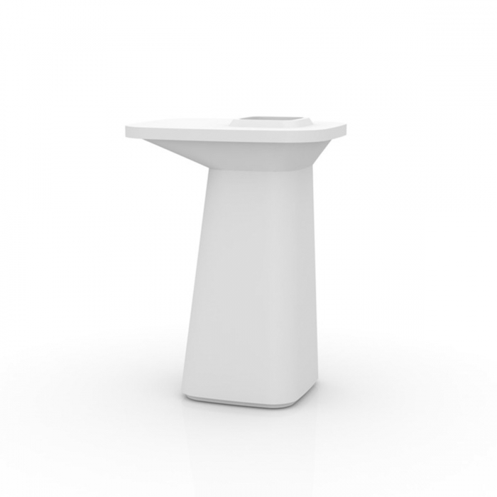 Table haute design LED RGB MOMA Vondom