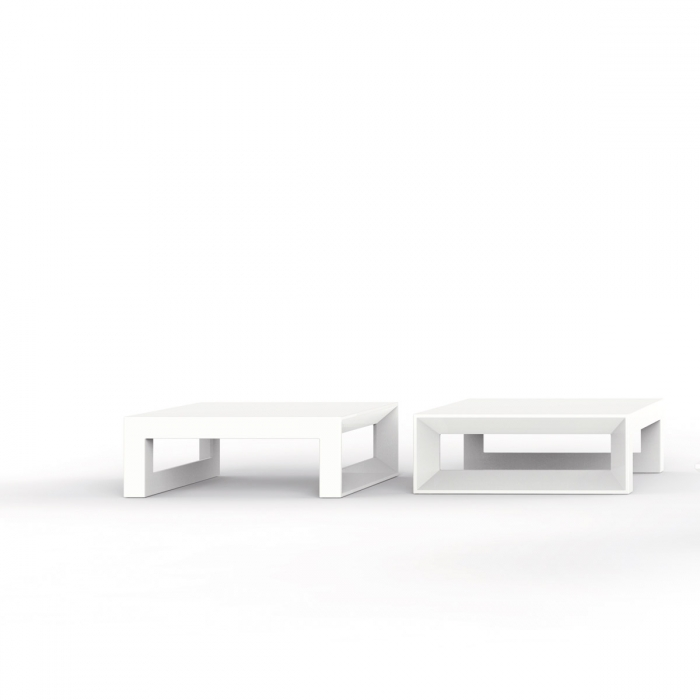 Table basse de jardin design FRAME par Vondom