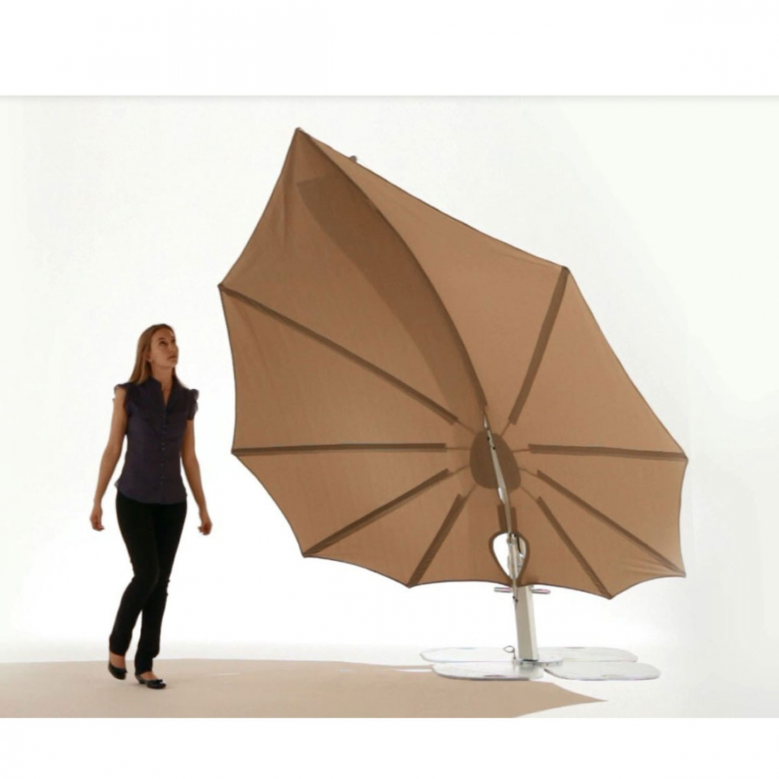 parasol paravent design icarus umbrosa zendart design. Black Bedroom Furniture Sets. Home Design Ideas