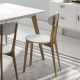 Chaise de table design Compas