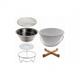 Barbecue de table design TABLE GRILL par Eva Solo