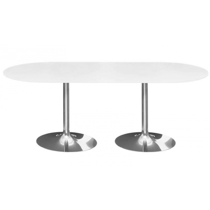 Table manger design myyour joe 8 personnes en corian for Table a manger 8 personnes