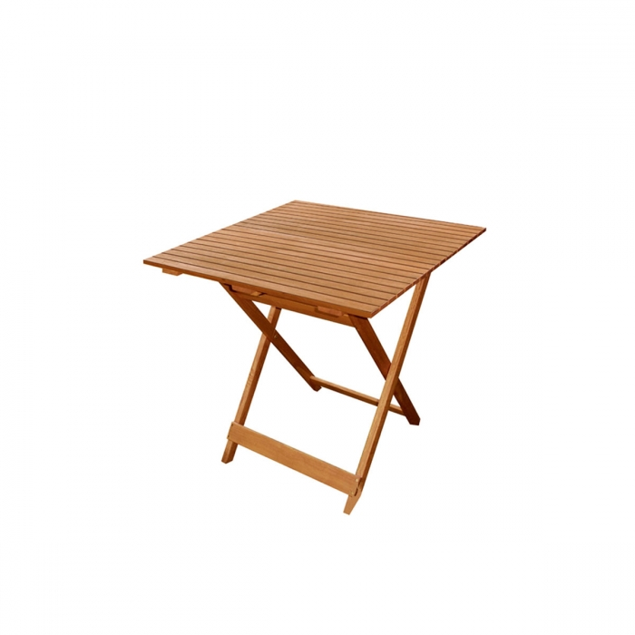 Table pliante FOREST 70x70 de ezpeleta
