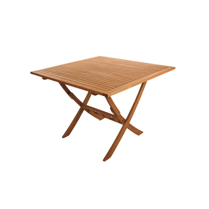 Table pliante FOREST 80x80 de ezpeleta