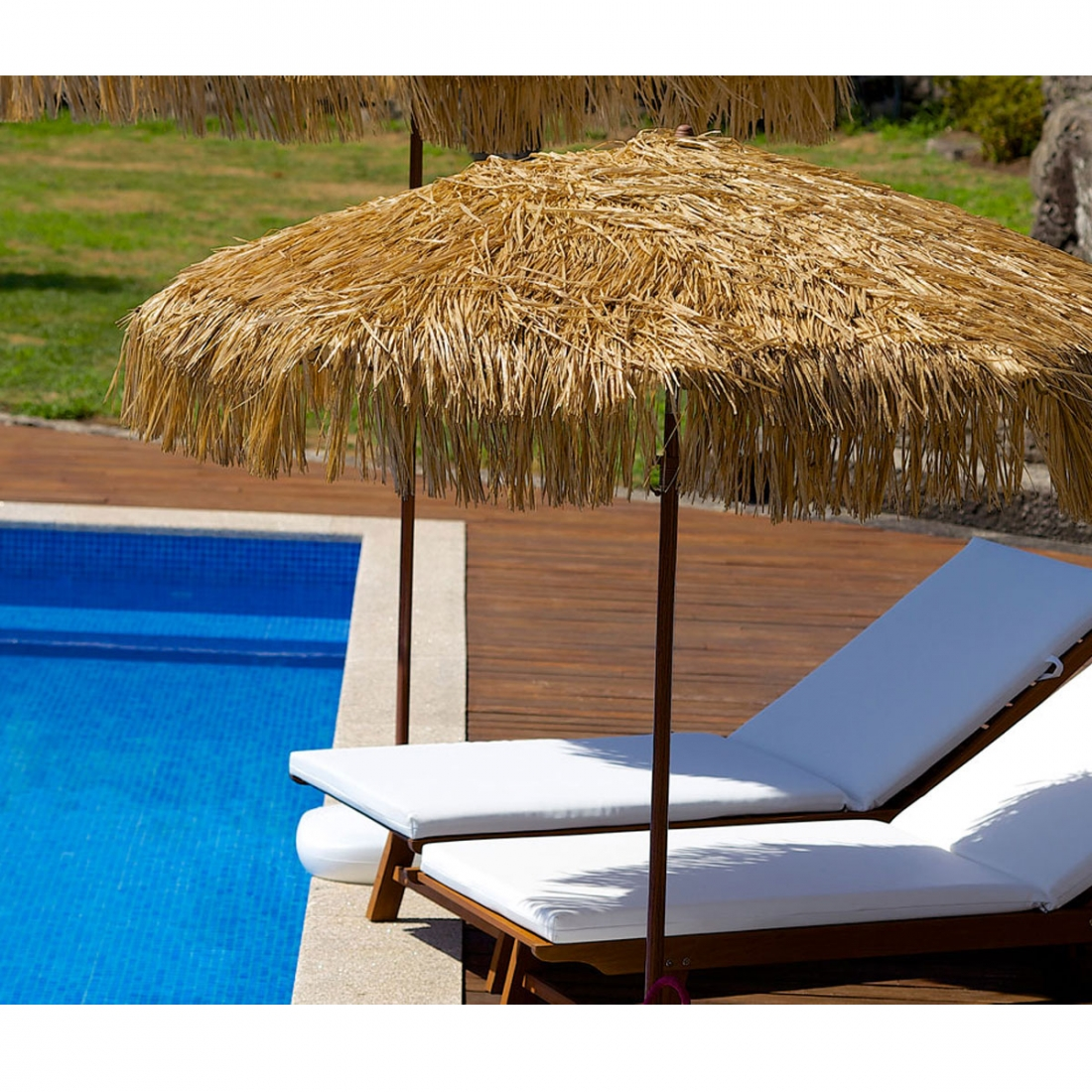 parasol de plage palloza de ezpeleta zendart design. Black Bedroom Furniture Sets. Home Design Ideas