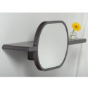 Tablette-miroir design Mirette horizontal OXYO