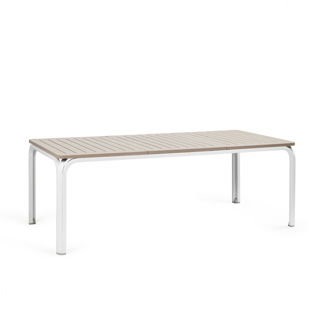 Table extensible nardi alloro 210 280 cm for Table extensible 350 cm