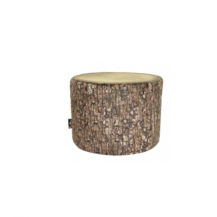 Pouf design Tree seat et mini tree seat MEROWINGS