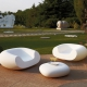 Pouf design SLIDE Chubby Low