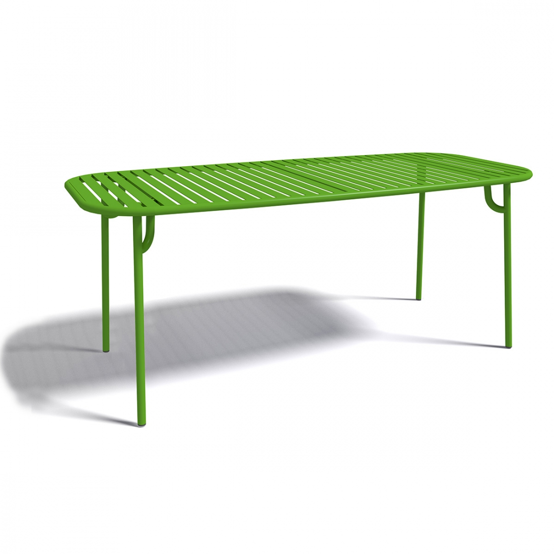 Table de repas d ext rieur design week end par oxyo for Table de repas design