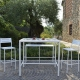 Tabouret de bar empilable RD ITALIA Dorio 75
