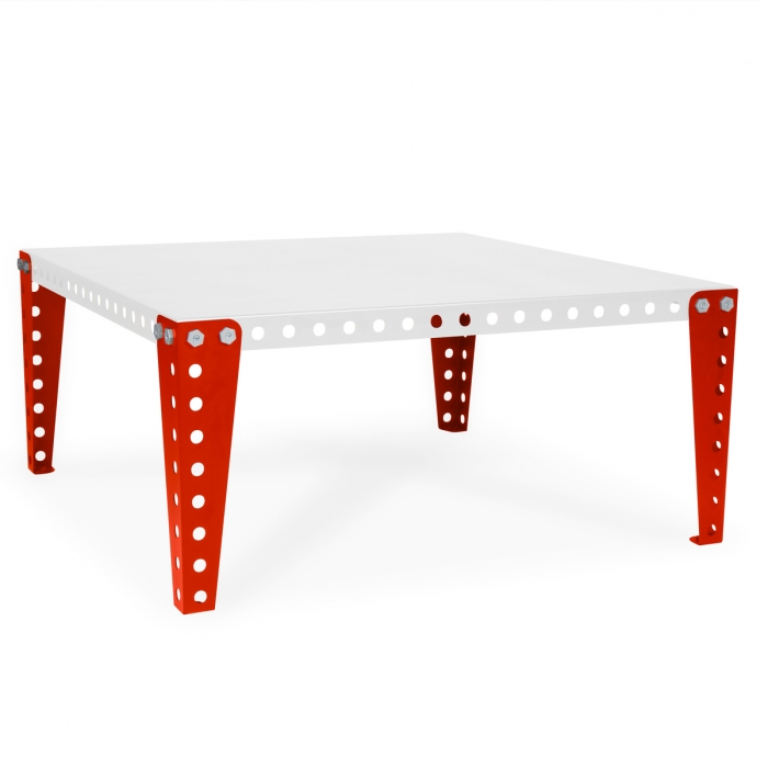 Table basse design Meccano