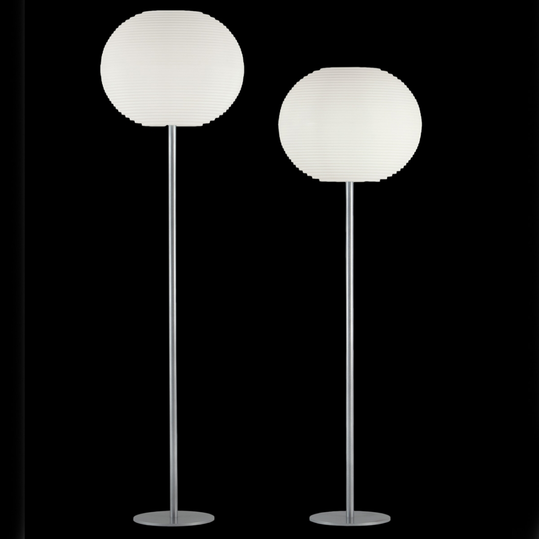 Lampadaire int rieur piantana molly slide zendart design for Lampadaire interieur design