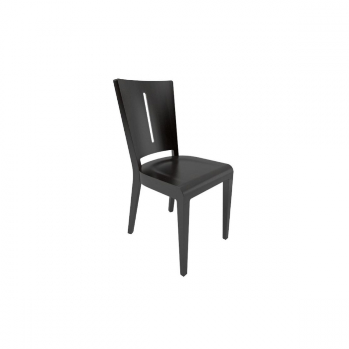 Chaise bistrot ton era dossier haut for Chaise bistrot solde
