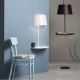 Lampe murale design ILLUSION HALF