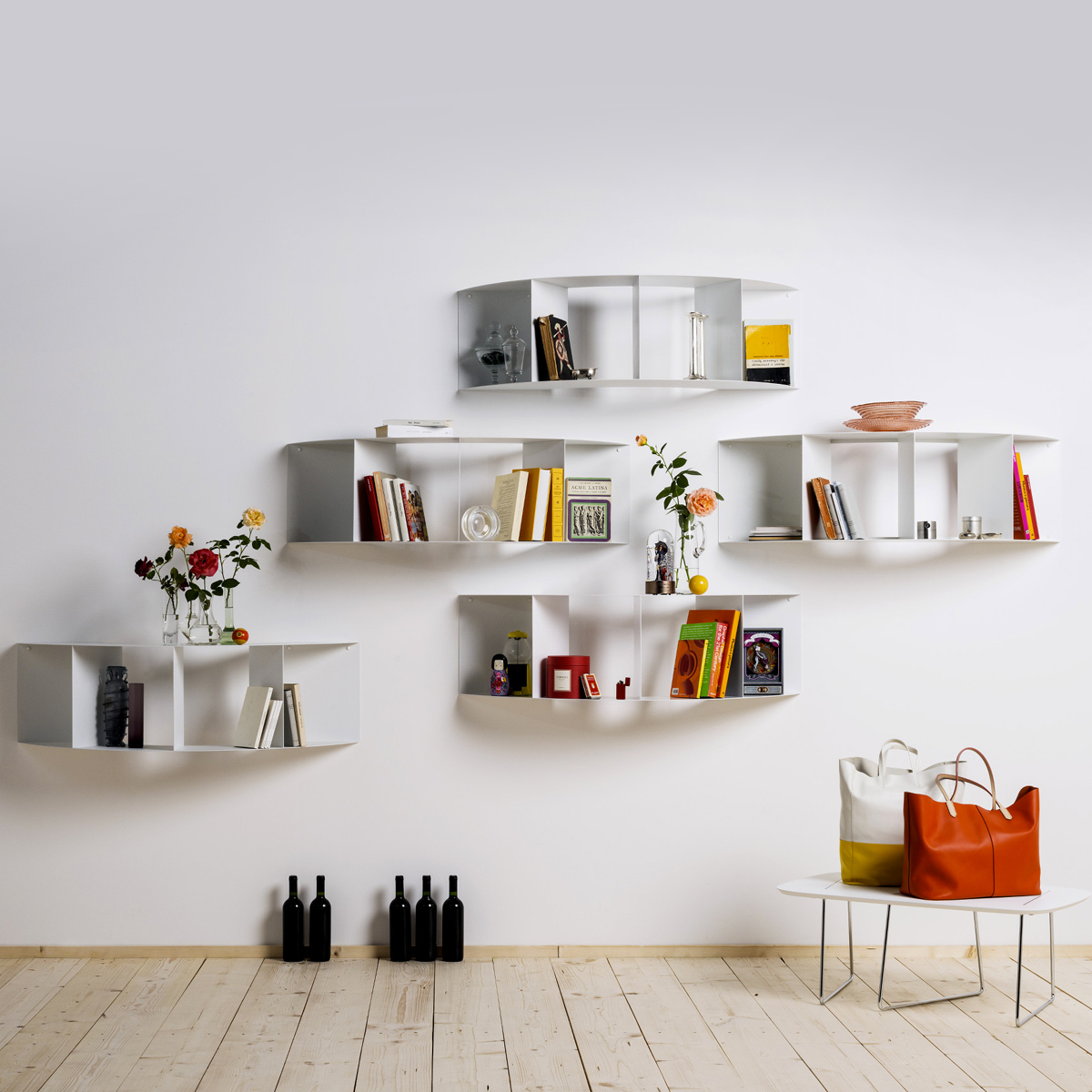 Design Etagere Murale Fashion Designs # Etagere Murale Pin Laque