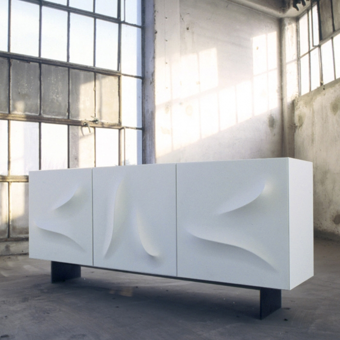 Buffet bas design RIFLESSO DONDA