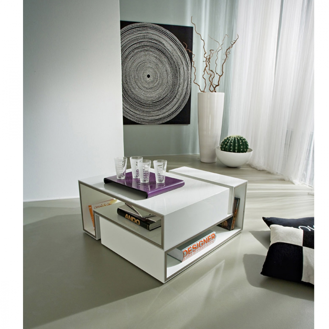 table basse modulable design marika