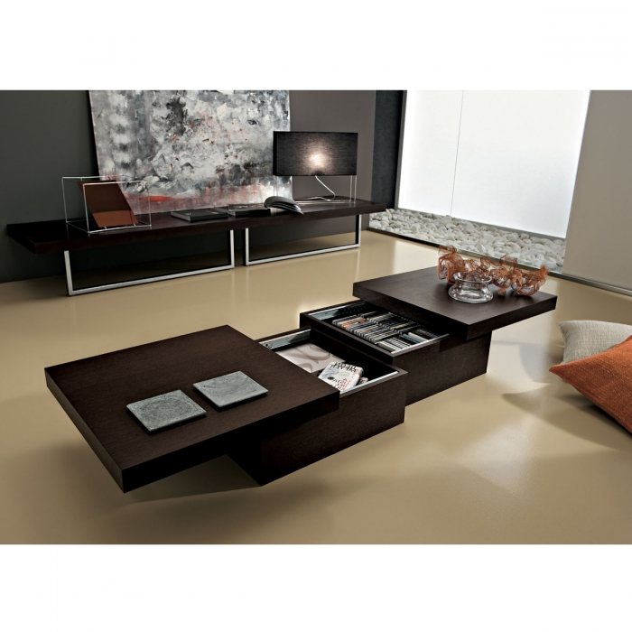 Table basse design ASIA