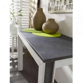 Table console extensible design MATTIA