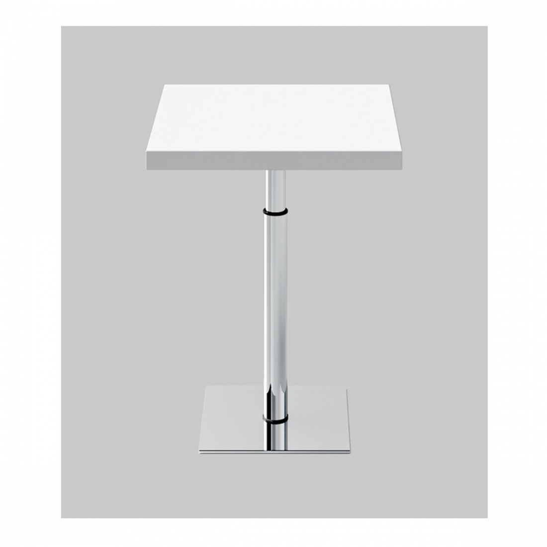 Orfeo Orfeo Relevable Table Relevable H4775cm Chromé Table H4775cm 7gyfIbv6Y