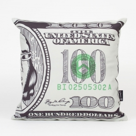 Coussin WOOUF Dollar