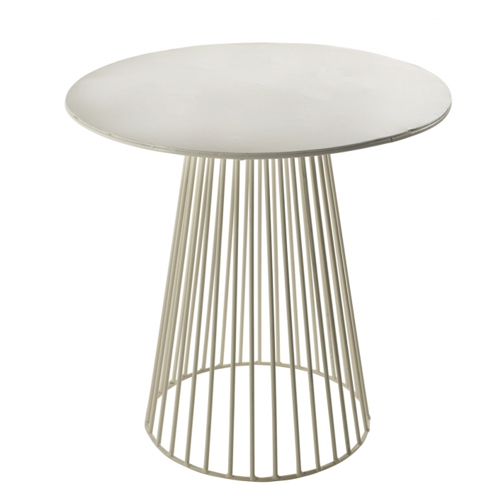 Table bistrot design Garbo 65 SERAX