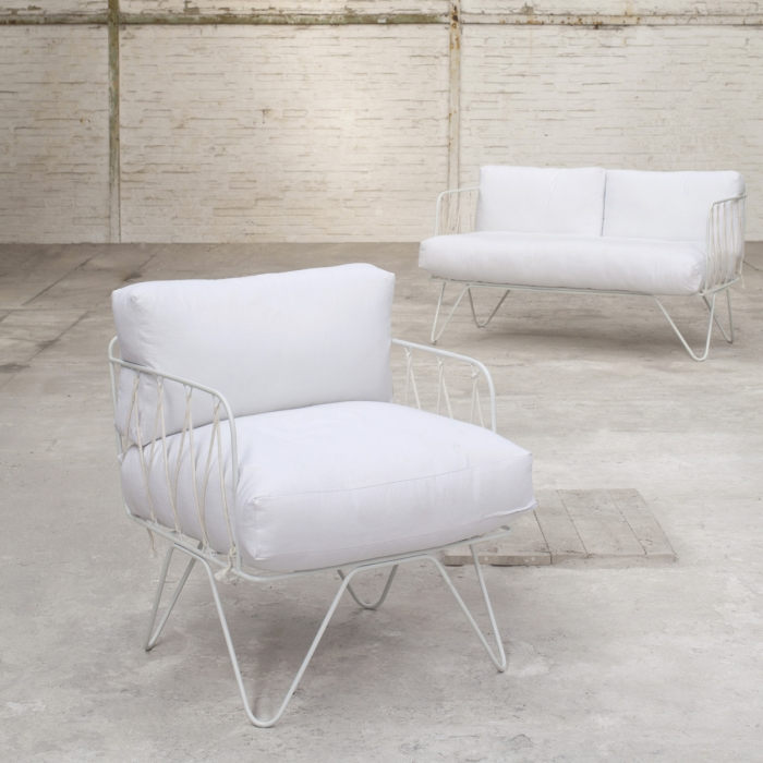 Fauteuil design Honore SERAX