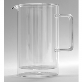 Carafe double paroi design Pitcher dubble wall large SERAX