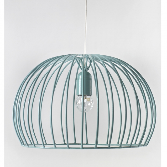 Suspension lumineuse design Lorenza Blue SERAX