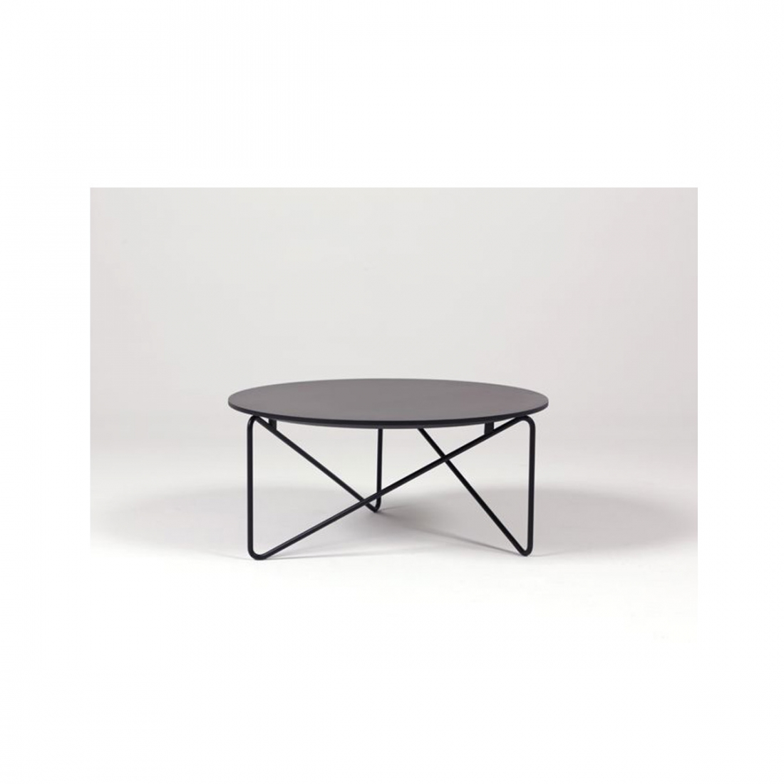 Table basse ronde polygon prostoria zendart design - Tables basses rondes ...