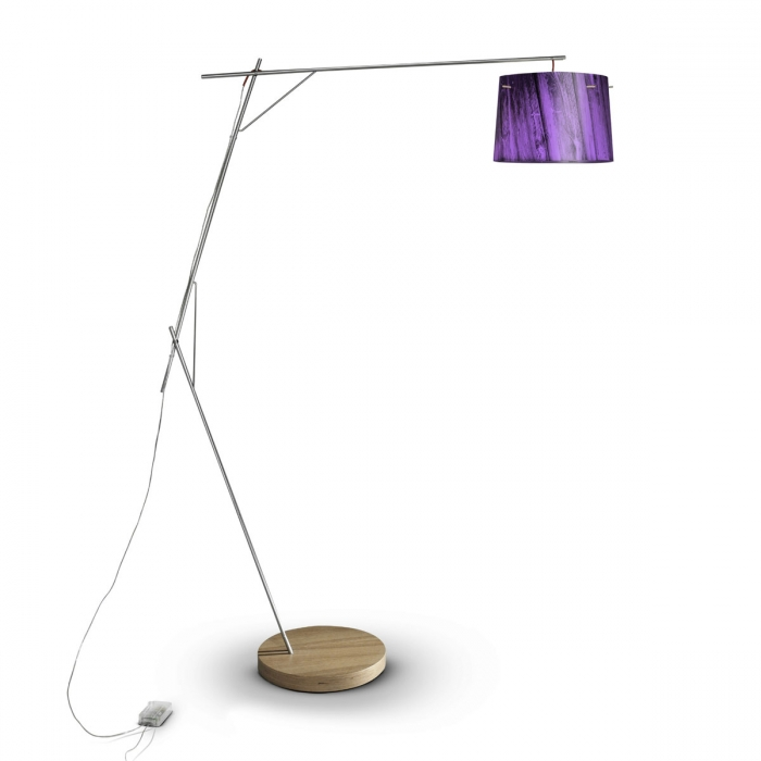 Lampadaire design Woody SLAMP