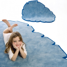 Tapis design Cloud Now Carpets