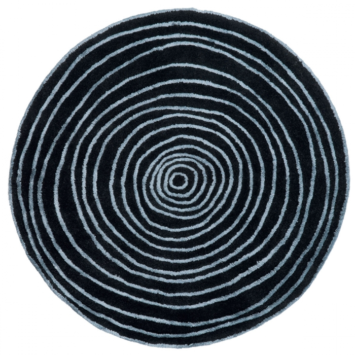 grand tapis rond laps now carpets zendart design. Black Bedroom Furniture Sets. Home Design Ideas