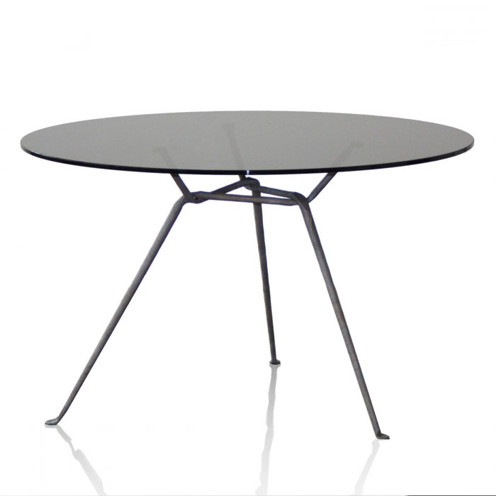 Table ronde indus design Officina MAGIS