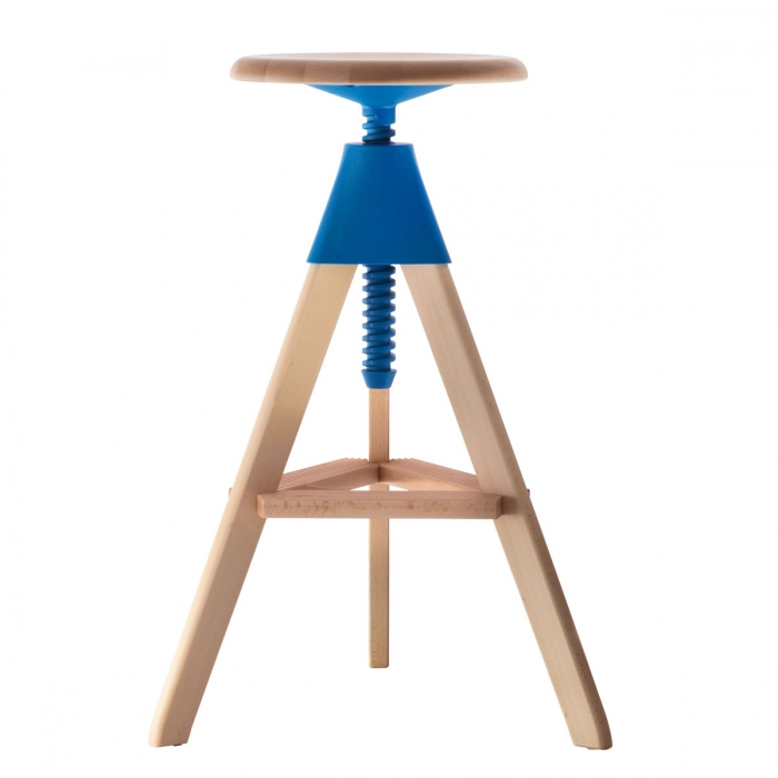 Tabouret réglable design Tom MAGIS