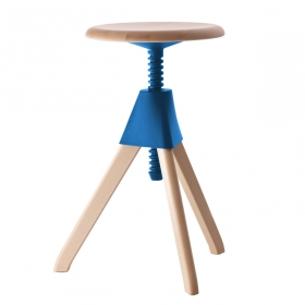 Tabouret réglable design Jerry MAGIS