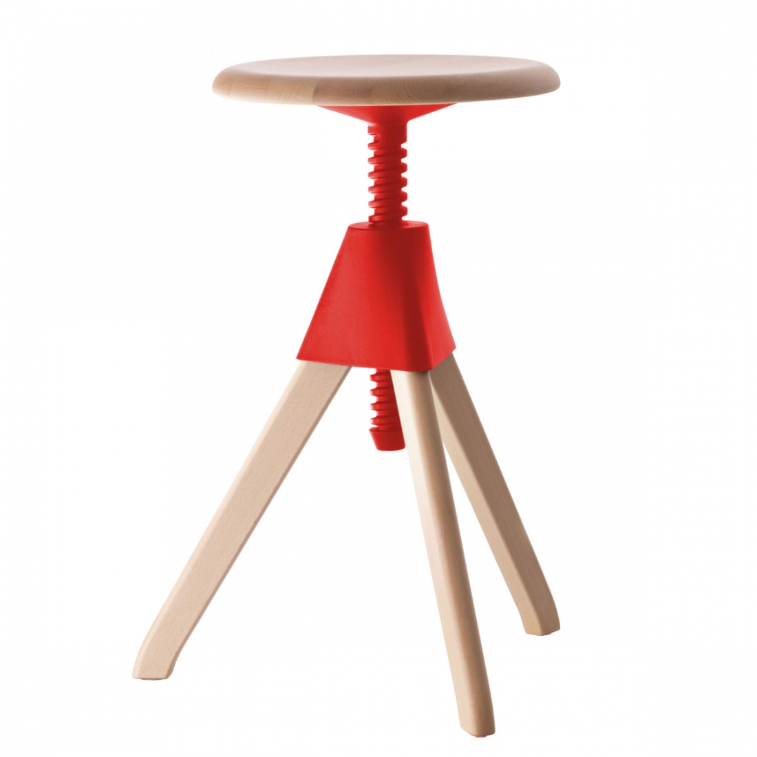 Tabouret R 233 Glable Design Jerry Magis