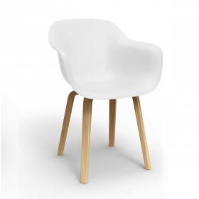 Fauteuil Scandinave design Substance MAGIS