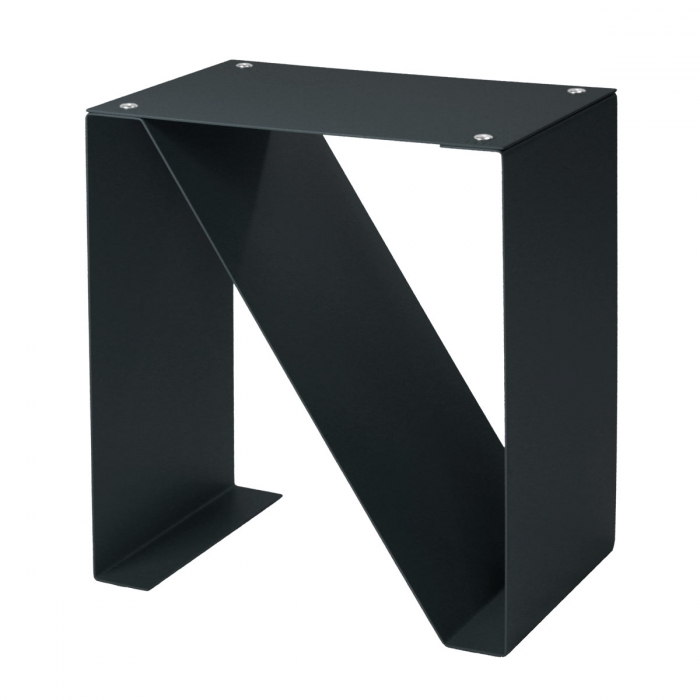 table de chevet design nox par zhed zendart design. Black Bedroom Furniture Sets. Home Design Ideas
