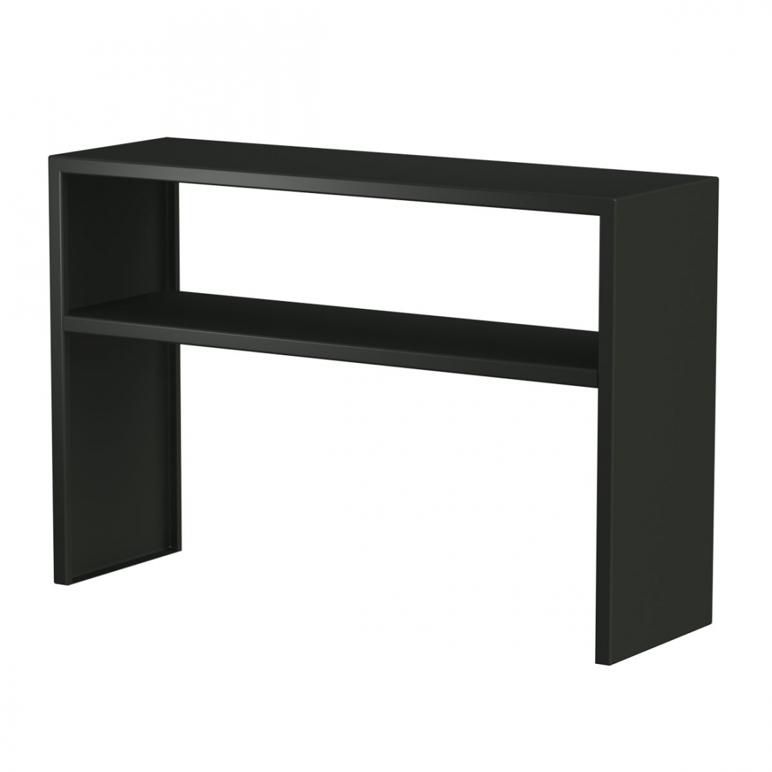 console moderne spirix avec tag re zhed zendart design. Black Bedroom Furniture Sets. Home Design Ideas