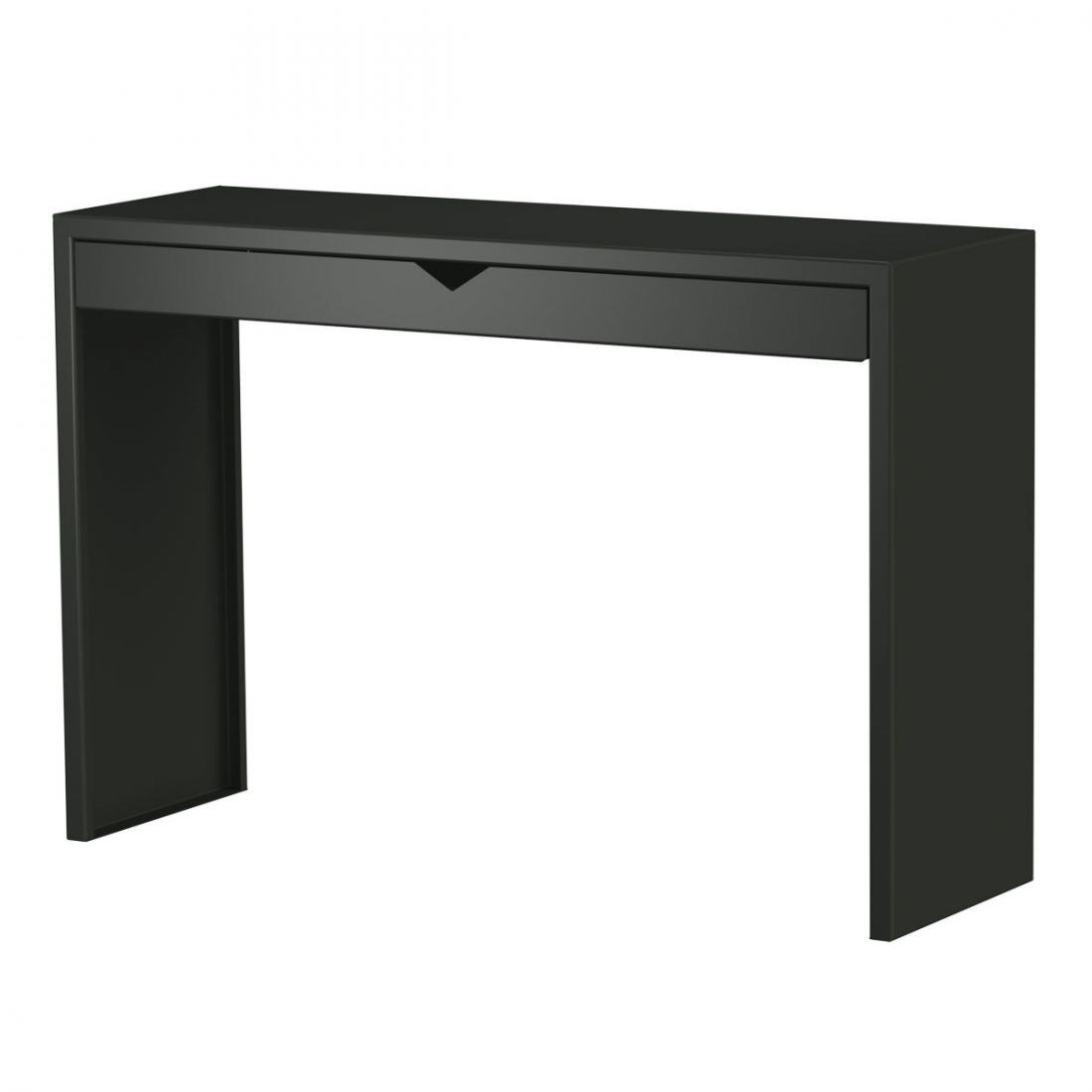 console avec tiroir spirix zhed zendart design. Black Bedroom Furniture Sets. Home Design Ideas