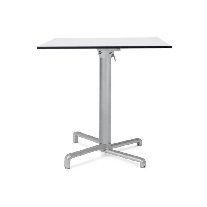 Table simple carré Scudo LAM contract