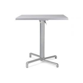 Table simple carré Scudo WE contract