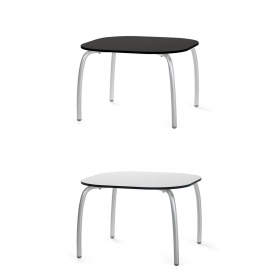 Table basse carré 60cm LOTO contract