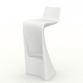 Tabouret haut lumineux Wing Contract